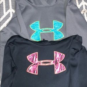 under armour hoodies